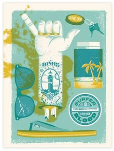 FFFFOUND! | design work life » cataloging inspiration daily #screen #illustration #design #print