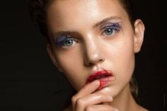 Marvelous Beauty and Makeup Photography by Anastasia Apraksina