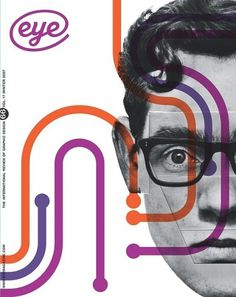 Gimme Bar | Eye covers #cover #eye #curve #magazine