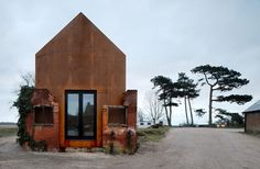 bouwkunst - the art of building #steel #transformation #architecture #corten