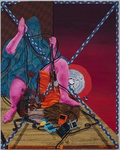 Amir H. Fallah | PICDIT #painting #art