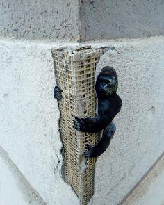 King King #urbanart #streetart #art