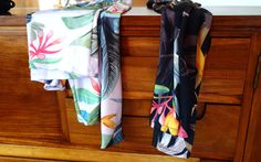 Dark Tropical leggings by KFKS #surfing #active #sport #wear #style