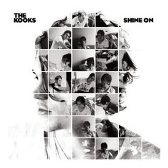 The_Kooks_Shine_On.jpg 500 ×500 pixel #music #cover art #collage #the kooks