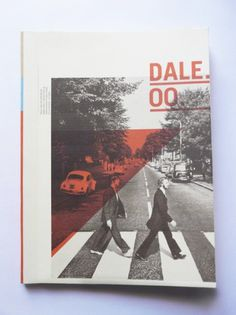 dale magazine on the Behance Network #design #cover #magazine