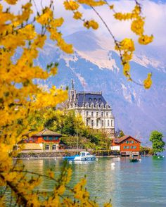 Beautiful Landscapes of Switzerland by Aziz Boussalem