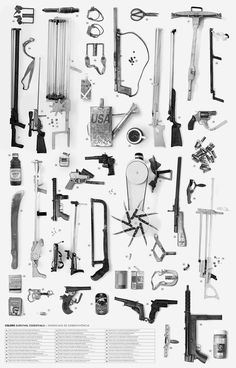 flpr #white #& #black #poster #kit #survival