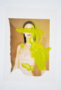 Jack Walsh #art #paint #photography #green #jack walsh #jack