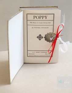 DIY | ring bearer book - Something Turquoise {daily bridal inspiration} #book