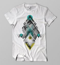 Various Shirt Designs on the Behance Network