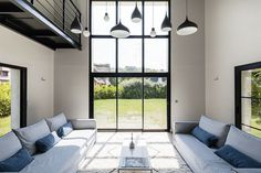 Contemporary Country House by Bateaumagne / Deauville, France