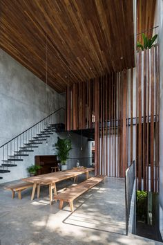 Thong House in Vietnam by Shunri Nishizawa