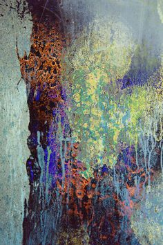 Michael Chase #color #abstraction