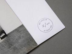 Larissa Kasper #stamp #print #design