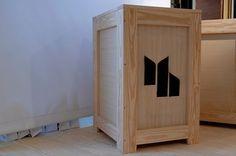 Spin — Matthew Hilton #uk #box #wood #spin #identity #logo