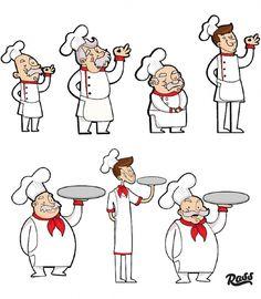 Bakers ross.mx #creative #design #direction #illustration #art #character