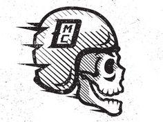 DMC Skull