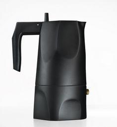 Alessi • Ossidiana • Espresso maker