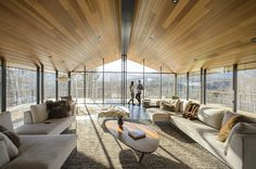 Trefoil House, Vermont by J.Roc Design 2
