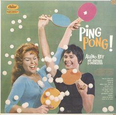 Digital Spatter: Ping and Pong... #pong