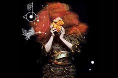 M/M (Paris) —established 1992 #biophilia #harp #bjrk #photography #mmparis #music #crystalline #fashion