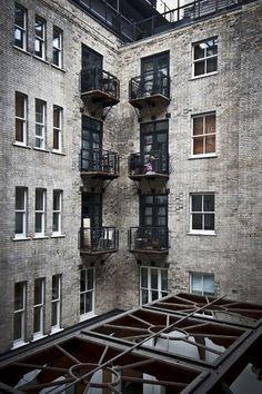 Atrium Internal - www.jameslawley.co.uk #architecture #photography #manchester #photograph