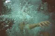 WATERGODDESS : SAGA SIG #swimming #bubbles #photography #water