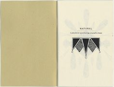 Natural - HarryDiaz #drawing #zine #art #book