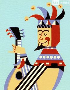 FFFFOUND! | CORY LOVEN #images #twa #playing #illustration #csa #joker #cards