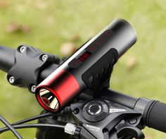 Waterproof Flashlight Speaker For Bike #tech #flow #gadget #gift #ideas #cool