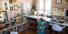Visite privée dans l'atelier de Little Madi