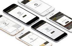 Thai Mayom App Design on Behance #wireframe #app #design #ui