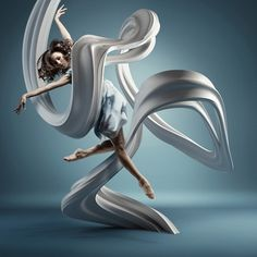 Looks like good Motion in Air Series by Mike Campau #illustration #design #graphic #photography