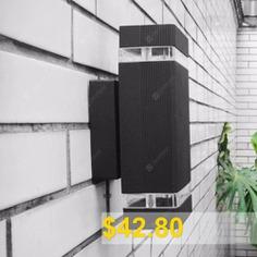 Outdoor #LED #Wall #Lamps #Waterproof #IP65 #Aluminum #Garden #Porch #Corridor #Lights #- #COOL #WHITE