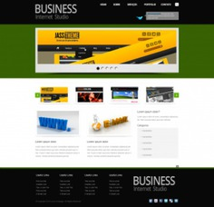 Black business template psd Free Psd. See more inspiration related to Business, Template, Layout, Black, Internet, Psd, Studio, Theme and Horizontal on Freepik.