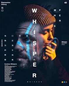 WHISPER – Depression cherry – 40/365