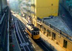 COOL Tilt-Shift Landscapes and Cityscapes » Design You Trust – Design and Beyond! #photography #shift #tilt #cityscape