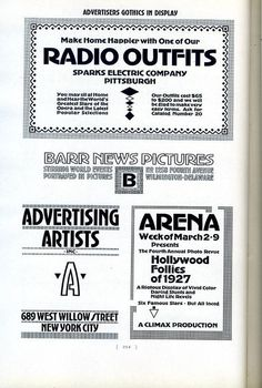 Advertiser's Gothic is a typeface designed by Robert Wiebking for Western Type Foundry in 1917. #typography #type #type specimen