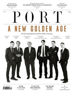 Port 10 cover, 600 px #magazine #port