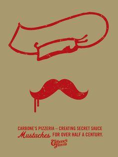 carbones6 #minimalism #ad #print #poster