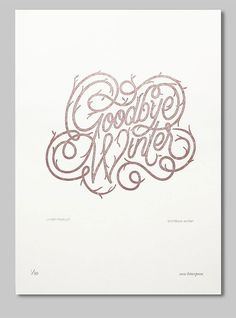 Essie Letterpress Limited Ed Jordan Metcalf #design #graphic #quality #typography
