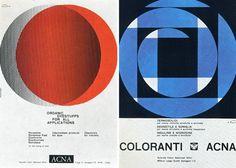 Design by Bob Noorda #dutch #design #graphic #poster