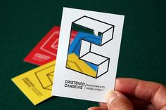 Candeias Cristovão Rebrand. 2011 on the Behance Network #design #identity