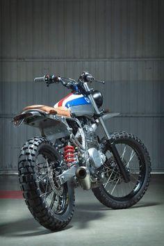 New Bikes #nx650 #kiddo #honda