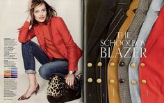 J. Crew August 2011 Catalog pgs 34-35 | Flickr - Photo Sharing!