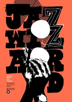04_Melvin-Van-Peebles_The-Jazz-Wizard_print-process_heath-killen.jpg (JPEG Image, 465 × 657 pixels) #design #typography