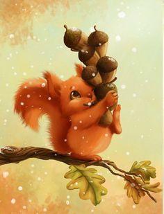 Children Comic Illustrations by Anne Patzke   Cuded #cute