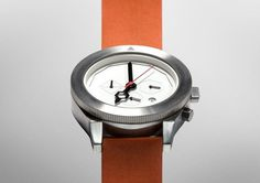 AÃRK Collective | Iconic Inox #clock #watch
