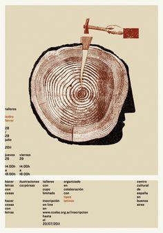 Carteles : Isidro Ferrer #poster