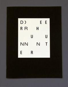 » DEERHUNTERat Beau Monroe #deerhunter #experimental #typography